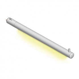 APPENDA LED C/PERNO 5W 24VDC 4000°K MM310 CROMO LUC