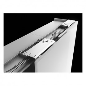 Sistema complanare Slider medium M35  1200 mm. 35 kg.