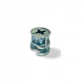Eccentrico diametro 15 mm. spessore 19 mm. zincato + P