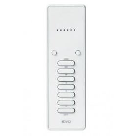 Telecomando EVO - 7 tasti - Bianco