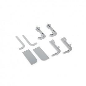 Set accessori GOLA superiore Argento