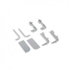 Set accessori GOLA superiore grigio