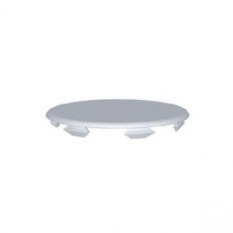 Copriforo diametro 35 mm. bianco per 1056/T