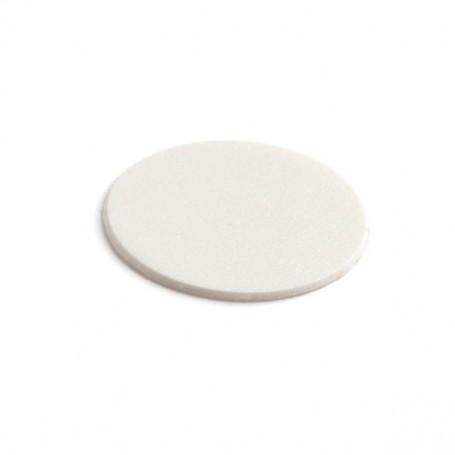 Coprivite adesivo diametro 20 mm. bianco 13744V