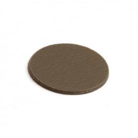 Coprivite adesivo diametro 20 mm. marrone 2633