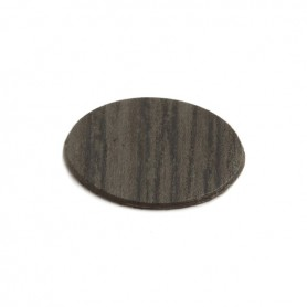 Copriforo adesivo diametro 20 mm. WENGE 9005