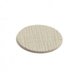 Copriforo adesivo diametro 20 mm. TRAMA 21115