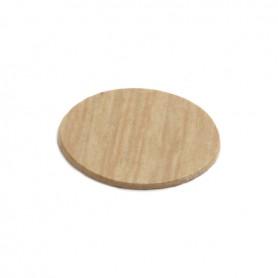 Coprivite adesivo diametro 20 mm. rovere 4648