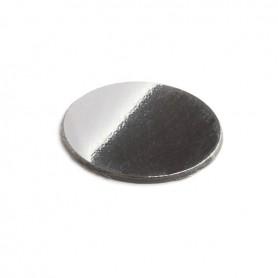 Coprivite adesivo diametro 20 mm. cromato