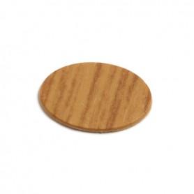 Coprivite adesivo diametro 13 mm. rovere 4569