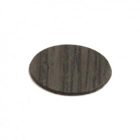 Coprivite adesivo diametro 13 mm. WENGE grigio 9005