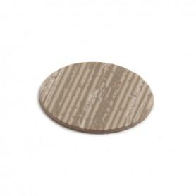Copriforo diametro 13 mm. LIMBA C295PLR2