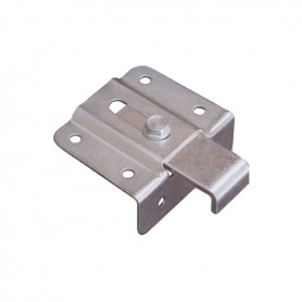 Attaccaglia regolabile per barra zincata 3/49