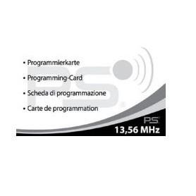 Scheda di programmazione
