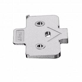 171A5500 - Cunei distanziatori per inclinazione INSERTA e CLIP nichel