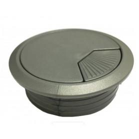 Bocchetta passacavo diametro 60 mm. alluminio 8001SV