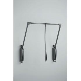 """Servetto """"OTTO INNOMINATO"""" regolabile 620-950 mm marrone"""