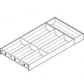 Portaposate AMBIA-LINE per LEGRABOX 300x550 mm nero