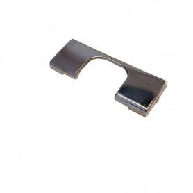 70T1504.ONS - Cerniera CLIP TOP con copriscodellino nero onice