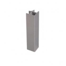 Confezione alzatina S/54-55 colore acciaio