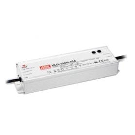 Alimentatore 12VDC 100-240V HLG 150W IP67 HLG dimerabile