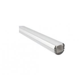 Clips di fissaggio per profilo PEN 8 PVC grigio