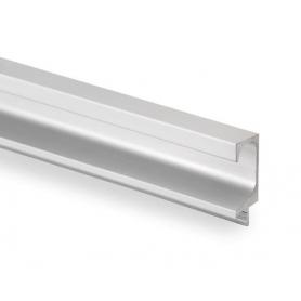 Profilo maniglia RODAS 3000 mm argento