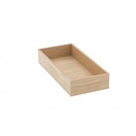 Accessorio Box interno cassetto Rovere 15x32,2x6,2 cm