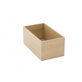 Accessorio Box interno cassetto Rovere 15x47,2x6,2 cm