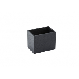 Accessorio Box interno cassetto Nero 15x10x15 cm