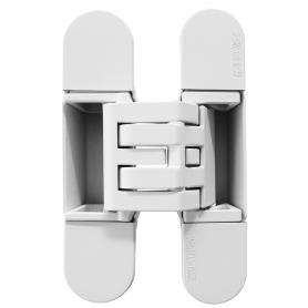 Cerniera invisibile Kubica K6360 bianco
