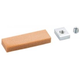 Limitatore/ammortizzatore di apertura optional per chiudi porta