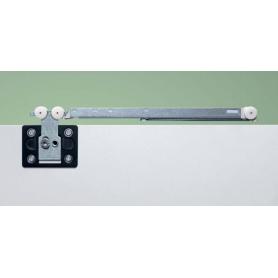 Ammortizzatore chiusura SOFT anta fino a 15 kg. EKU CLIPO 36