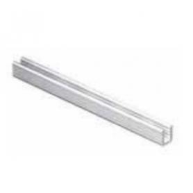 Guarnizione per vetro in PVC spessore 5 mm.
