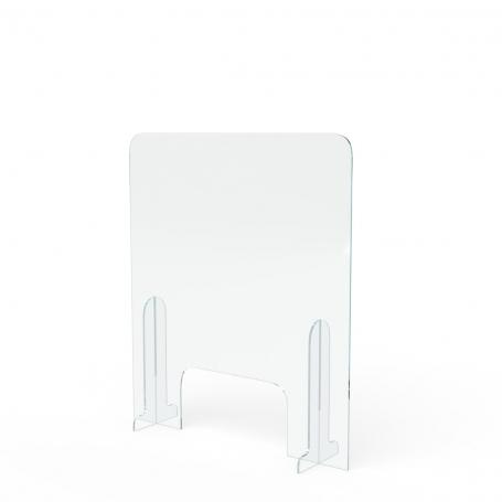 SKERMAMI Schermo in Plexiglass Protettivo 50x80 cm - Covid19