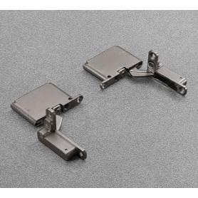 CEL6SE6XXI - Cerniere AIR sx. titanio ammortizzata