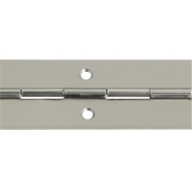 Cerniera a metro acciaio inox 40 x 0.8 barra 3,5 mt.