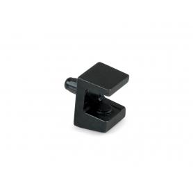 Reggipiano EVO 6-8 mm. con perno diametro 5 mm. zincato nero