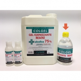 Gel Igienizzante Mani 500 ml - Covid19