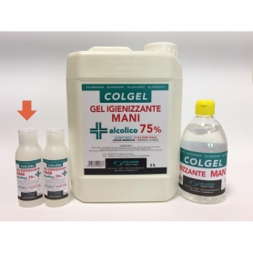 Gel Igienizzante Mani 100 ml - Covid19