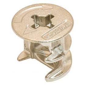 Eccentrico con testa SL 18 mm. nichel 26225623