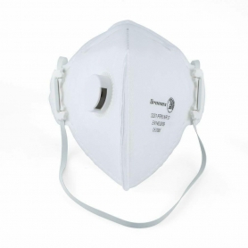 Mascherina FFP3 professionale Dromex - utile contro virus, batteri, smog - Covid19
