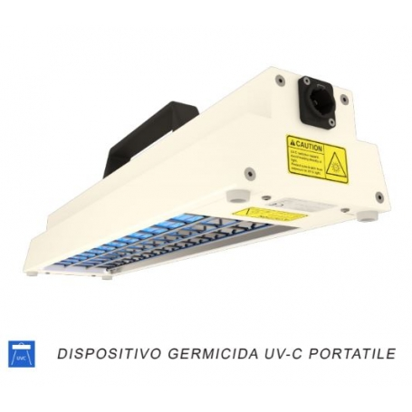 STERYLUX UV-C Dispositivo Germicida UV-C Portatile - Covid19