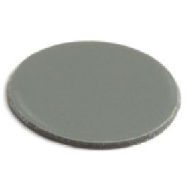 Coprivite adesivo diametro 13 mm grigio