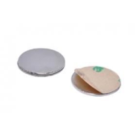 Magnete neodimio con adesivo d. 10 mm H.1 forza kg. 0,4