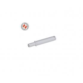 Cricchetto a scatto da incasso regolabile magnetico 14 mm. bianco