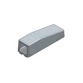 "Connettore magnetico ""Magnetik Track System"" Grigio Alluminio"