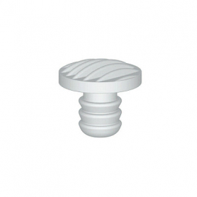 Paracolpo morbido diametro 5 mm. zigrinato trasparente