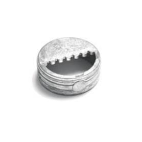 Attaccaglia incasso diametro 30 mm. in zama