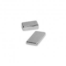 Blocchetto magnetico neodimio 15x10x2